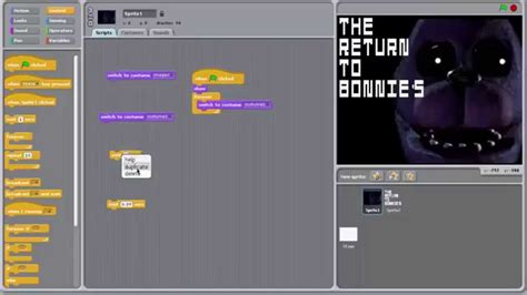 how to make a fnaf fan game how to make a fnaf fan made game in scratch title screen