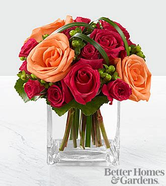 Ftd Roses by The Ftd 174 Emotions Bouquet Vase Included