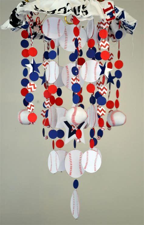 Baseball Baby Crib Mobile by Sports Baseball Crib Mobile Nursery Decor Baby Sastaras