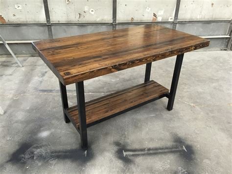 counter height butcher block table dining tables grain designs