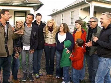 extreme makeover home edition tv show news videos full extreme home makeover ty pennington videos at abc news