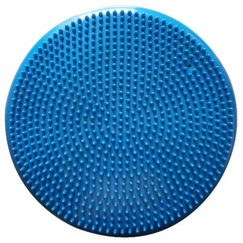 Sale Lv Diameter 35cm air stability wobble cushion blue 35cm 14in diameter balance disc included sporting