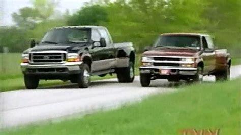 187 1999 ford f250 superduty vs chevrolet silverado 2500