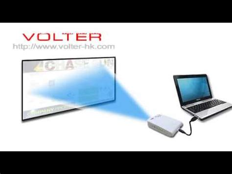 usb projector for laptop presentation youtube