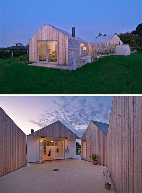 Norwegian Wood House Plans