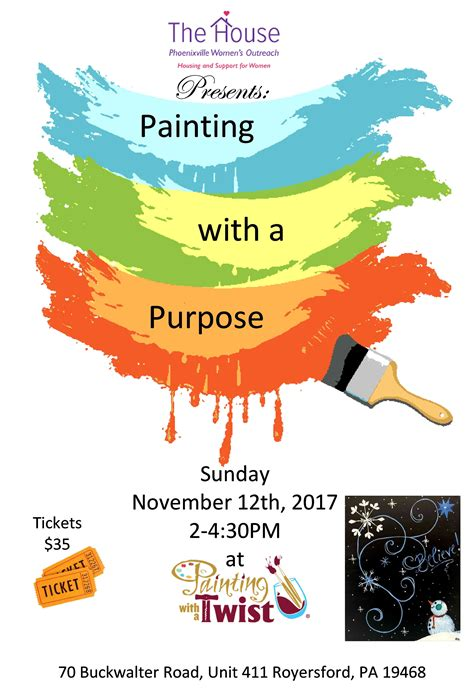 paint with a twist royersford news archives phoenixville s outreach