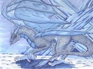 ice dragon lollipopdunce deviantart