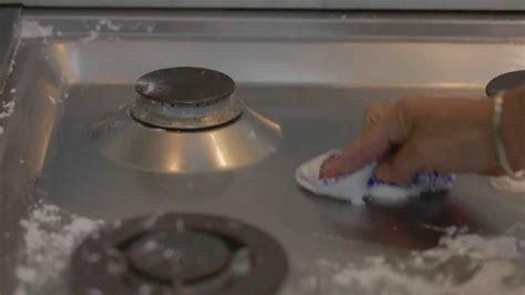 pulire piano cottura acciaio pulire piano cottura acciaio bruciato colonna porta