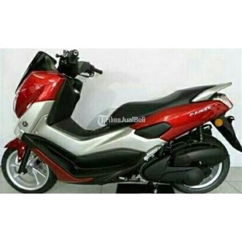 warna thn 2015 motor matic keren yamaha nmax tahun 2015 warna merah bekas
