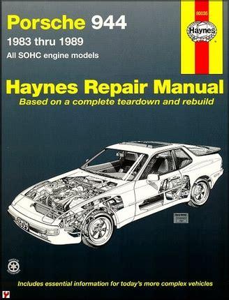 free online car repair manuals download 1988 porsche 928 parking system 1989 porsche 944 workshop manual download free service manual 1987 porsche 944 repair manual