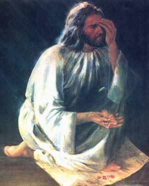 imagenes de dios llorando luis vaca