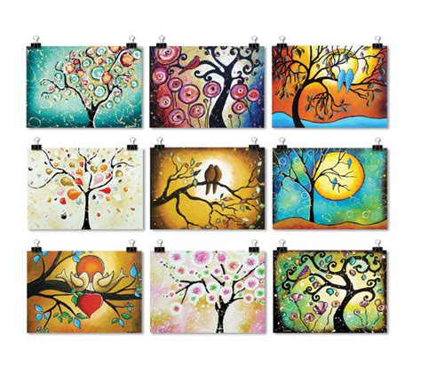 yolanda fosters collage art tree of life aceo giclee prints by hjmart on deviantart