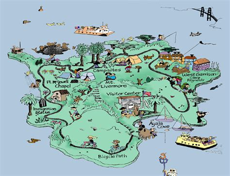 san francisco islands map plan your 2016 egg hunt in paradise with