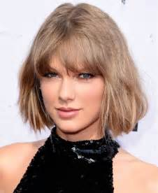 how does the look hair style look taylor swift s hair goes from a bob to a shag see the look today com
