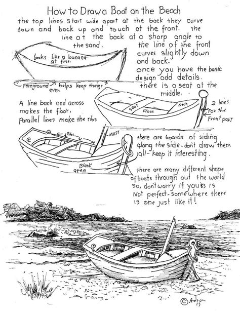 boat on beach drawing 25 best ideas about boat drawing on pinterest boat art