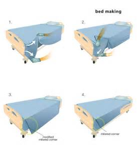 Bed Making by Bed Making Process Images Frompo