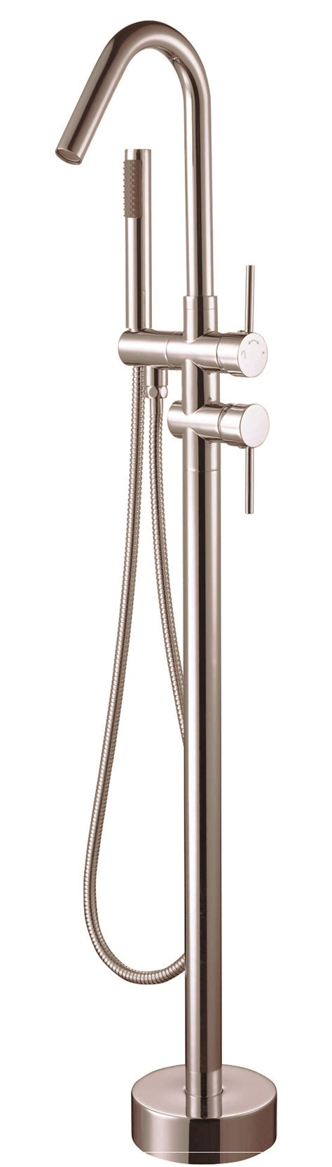 Freestanding Tub Faucets Brushed Nickel by Lazza Ii Freestanding Tub Faucet Brushed Nickel