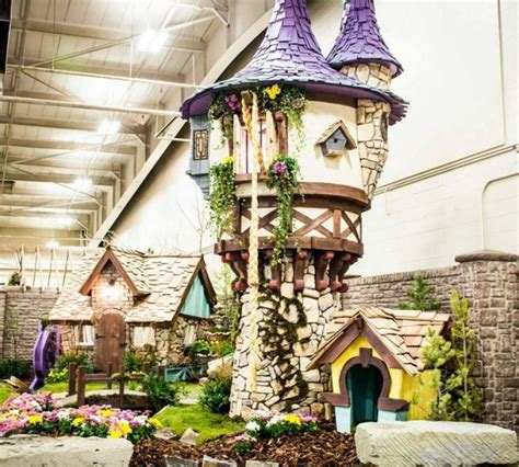 Build A Castle With Luxury Tyson Leavitt Builds Charmed Playhouses And Treehouses