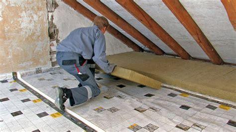 decke dämmen dachboden d 228 mmen begehbar dachbodend mmung bassum d