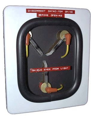 flux capacitor icon flux capacitor gif images