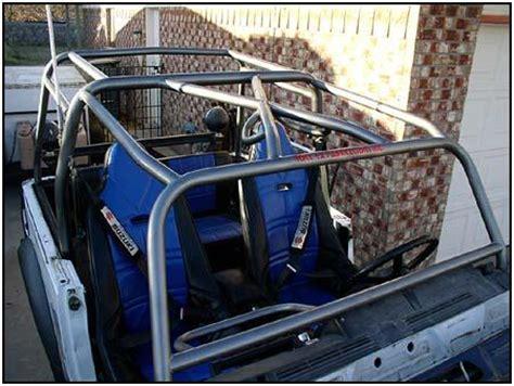 Suzuki Samurai Roll Bar Rock 4x Fabrication Roll Cage For Samurai Pg 2 Izook