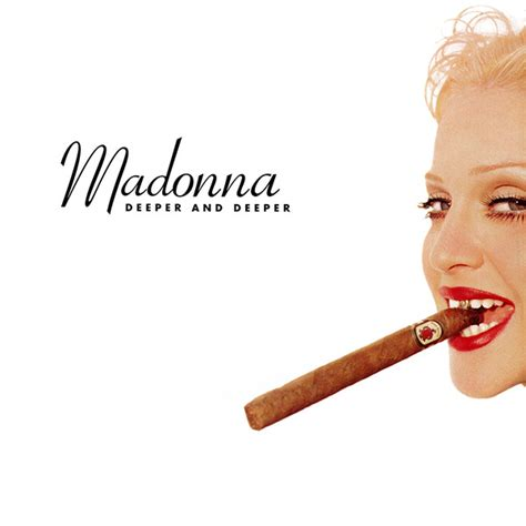 madonna deeper and deeper at discogs