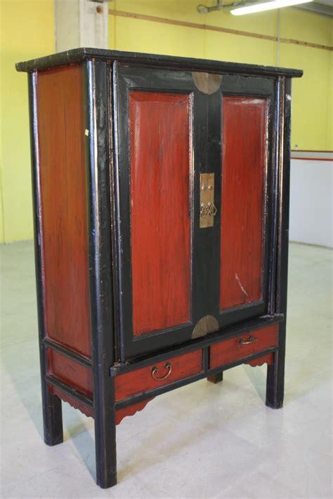 armadio cinese annuncio armadio cinese in legno laccato xx secolo