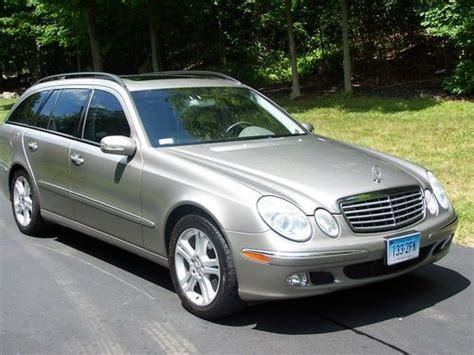 car engine manuals 2005 mercedes benz e class free book repair manuals buy used 2005 mercedes benz e500 4matic wagon 4 door 5 0l 52 000 miles in middlebury