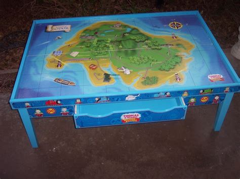 and table learning curve wooden railway table set pre k playroom wooden