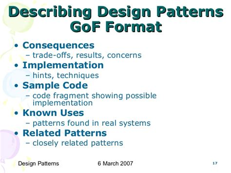 pattern is closely related to which of these answers com cs6201 software reuse design patterns
