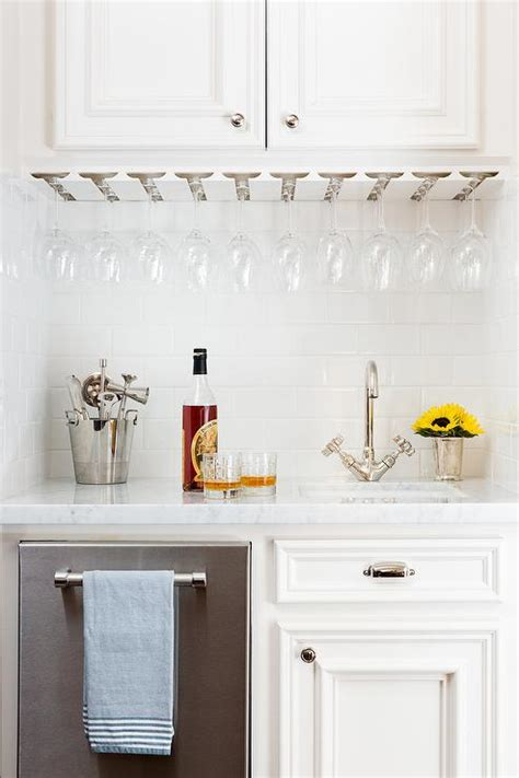 the cabinet wine glass rack cabinet wine glass rack transitional kitchen