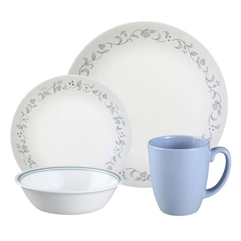 Corelle Dishes Country Cottage by Livingware Country Cottage 16 Pc Dinnerware Set L Corelle 174