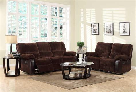 homelegance reclining sofa reviews homelegance caputo reclining sofa set u9711 3