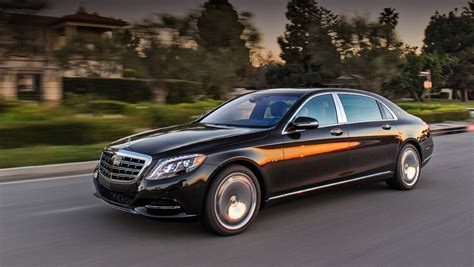 maybach s500 luxury cars
