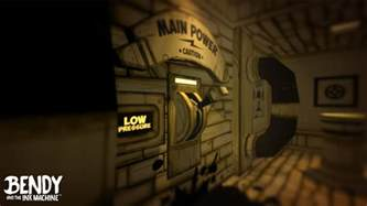ink machine bendy and the ink machine screenshot galerie pressakey