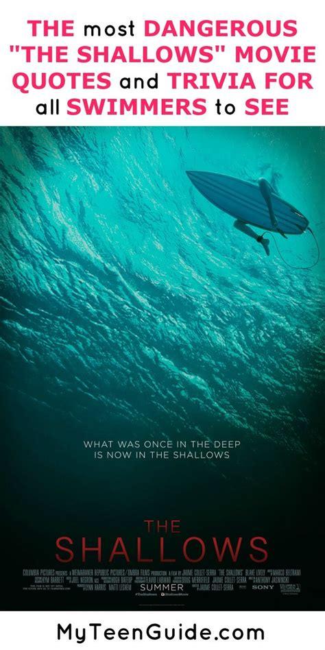 horror film quotes quiz die besten 25 the shallows gefahr aus der tiefe film