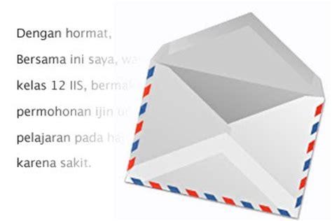 dunia bahasa melayu contoh surat rasmi tidak hadir ke sekolah