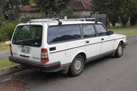 volvo station wagon 1991 volvo 240 wagon the wagon
