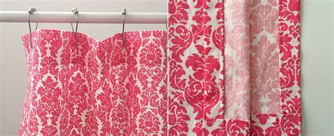 colorful fabric shower curtains budget bathroom makeover 10 creative diy shower curtains