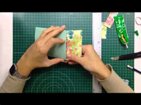 tutorial bolsillo ribeteado youtube c 243 mo hacer un bolsillo con solapa para decorar nuestros