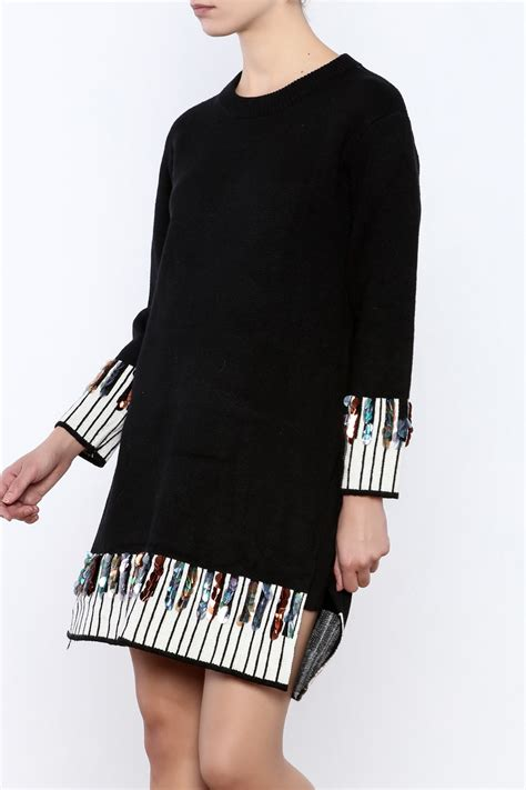 think closet piano dress from williamsburg by think