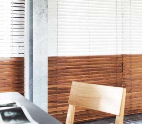 tende in legno per interni veneziane in legno massiccio