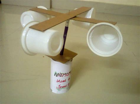 L From Waste Material by Creative Of Rainy Anemometer