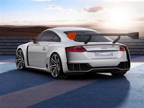 Audi Tt Clubsport by Meet The 600hp Audi Tt Clubsport Turbo Technology Concept