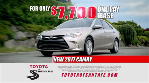 toyota lease deals bay area
