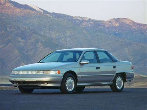 how cars work for dummies 1992 mercury sable electronic valve timing mercury sable 1992 1995 mercury sable 1992 1995 photo 02 car in pictures car photo gallery