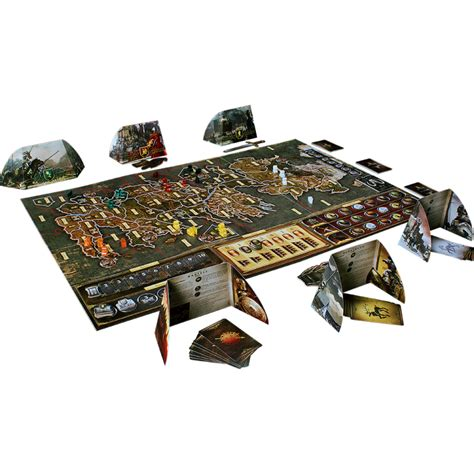 a of thrones the board second edition battle