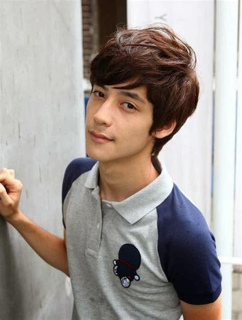 modl rambut model rambut pendek korean style hairstylegalleries com