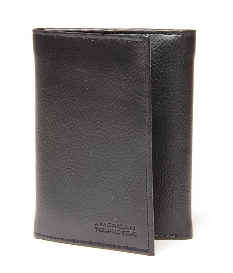 Promo Jimshoney Jh Wallet american tourister black tri fold wallet for buy at low price in india snapdeal