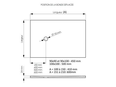 receveurs de longueur 105 receveur de 105 cm en r 233 sine petit taille ou grande